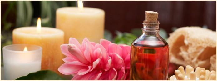 Китайский массаж и ароматерапия