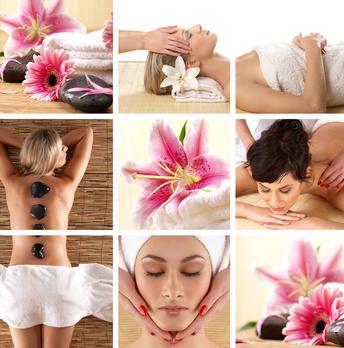 Сайт про массаж