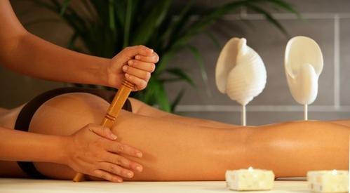 Техника креольского массажа