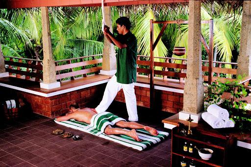 Ножной массаж