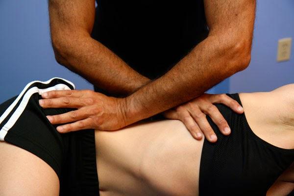 Тренировочный массаж