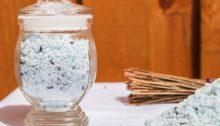 Использование солей в массаже